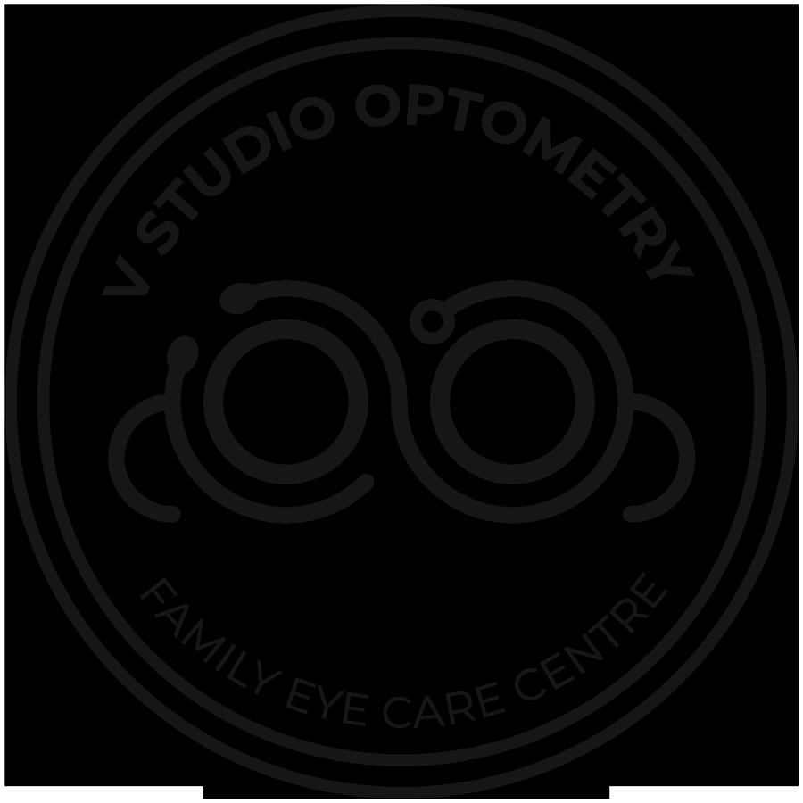 V Studio Optometry's Logo